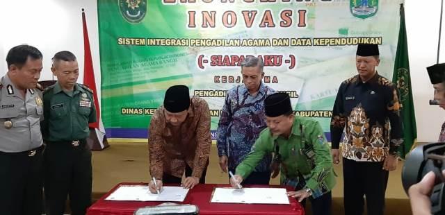 Launching Inovasi SIAPADAKU