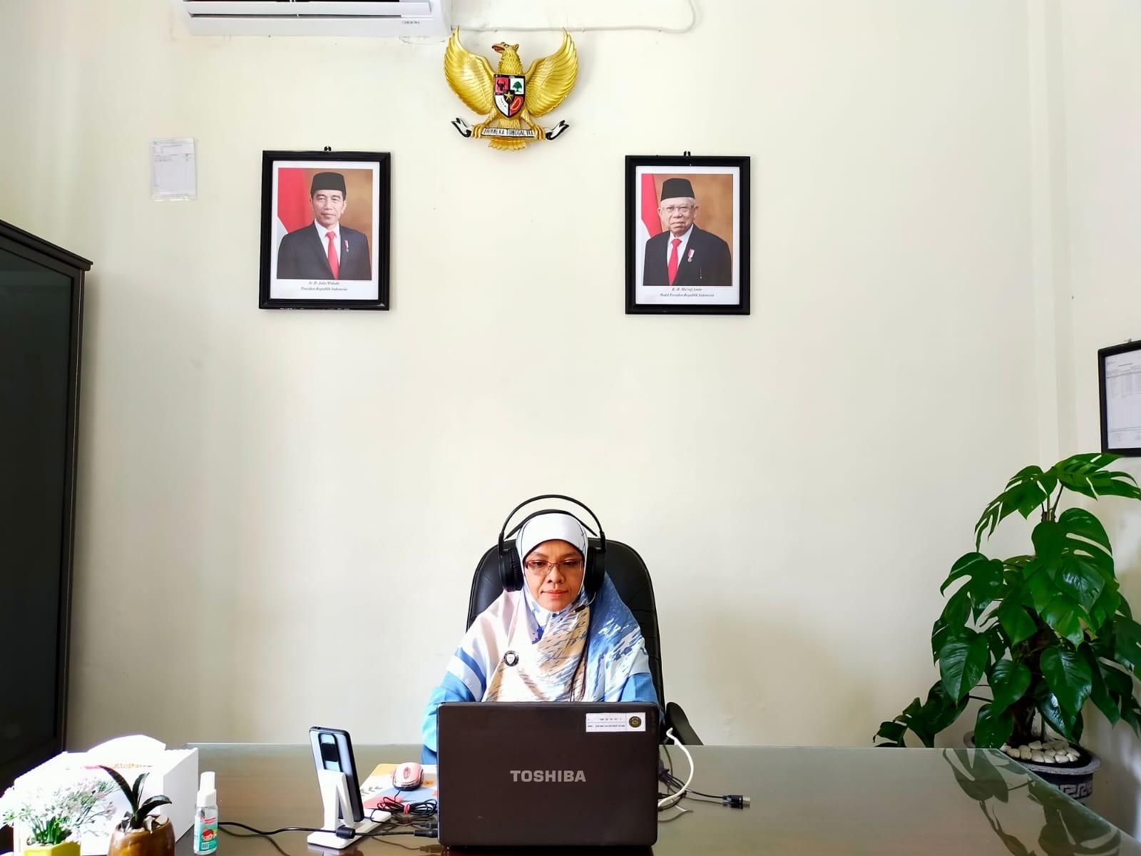 Wakil Ketua Pengadilan Agama Bangil Mengikuti Pelatihan Ini